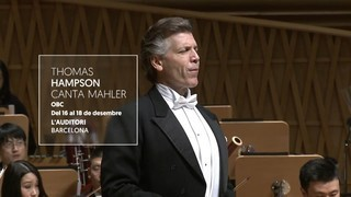 Thomas Hampson canta Mahler