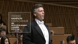 Thomas Hampson canta Mahler