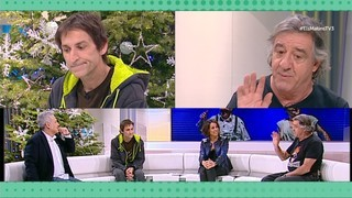 "Tortell Poltrona i Albert Pla presenten l'espectacle ""Projecte PP"""