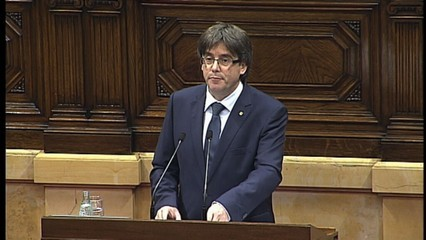 Un any de Puigdemont