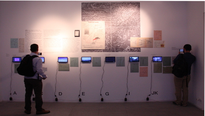 Una exposició a la Fundació Suñol contraposa obres d'Antoni Miralda creades amb 38 anys de diferència