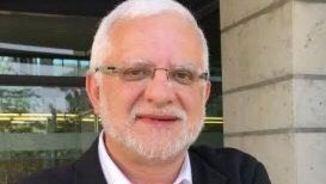 Vicenç Lozano, redactor de la secció d'Internacional de TVC