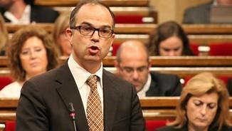 """Jordi Turull: """"El PP ha passat de 'la calle es mía' a 'la Ley es mía'"""""""