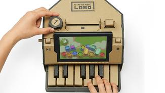 Nintendo Labo: Construccions de cartró + videojocs