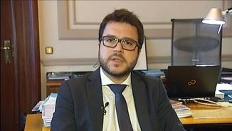 """Pere Aragonès: """"No té ni cap ni peus la causa general que lidera Montoro contra l'independentisme"""""""