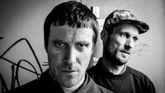 La rima punk de Sleaford Mods torna a Barcelona