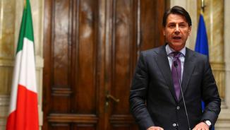 Giuseppe Conte (Reuters)