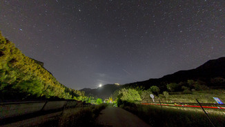 Cel nocturn a Pont de Bar (Josep M. Costa)