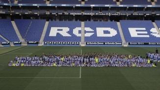 Imatge d'arxiu del futbol base de l'Espanyol (www.rcdespanyol.com)