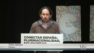 """Iglesias adverteix Pedro Sánchez que """"la dreta no paga traïdors"""""""
