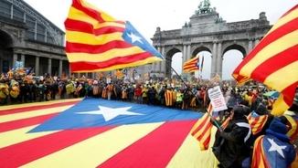 """Anna Manso: """"La mani d'avui a Brussel·les és una iniciativa que surt de baix"""""""