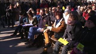 Anna Gabriel es pregunta on són les esquerres davant els embats del govern de Rajoy