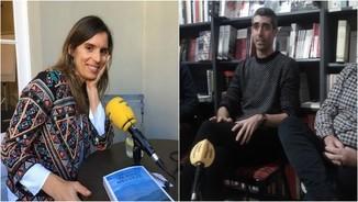La incomunicació i la rebel·lia amb Laura Pinyol i Víctor García Tur