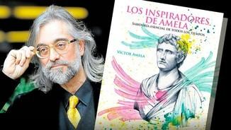 """Víctor Amela: """"Tots estem contínuament dialogant amb els morts"""""""