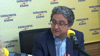 Enric Millo, delegat del govern espanyol a Catalunya, a Catalunya Ràdio