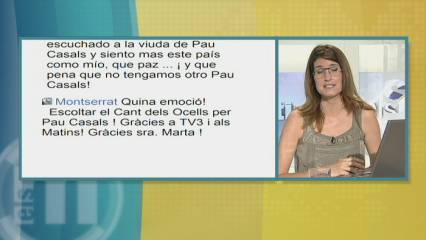 El català i els pactes de CiU-PP, a la tertúlia