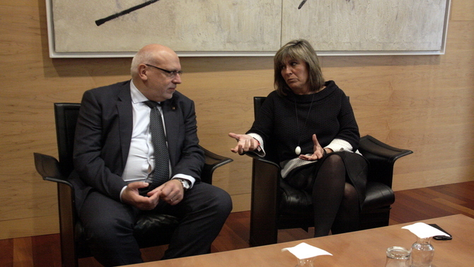 L'Hospitalet i la Generalitat s'emplacen a treballar conjuntament per afavorir l'arribada de noves empreses al municipi