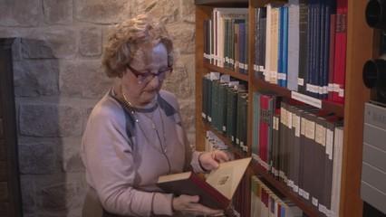 M. Carmen Penacho, bibliotecària jubilada (Barcelona)