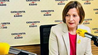 """Carme Forcadell: """"He vist perversió en la política"""""""