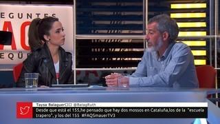 """David Torrents: """"Els Mossos hem estat seguits per la Policia i la Guàrdia Civil"""""""