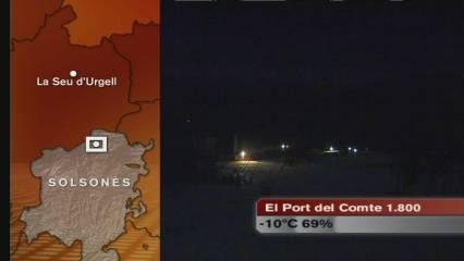 El temps vespre, 16/12/2010
