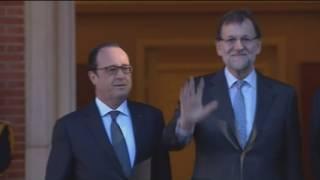 Rajoy i Hollande impulsen el gasoducte MidCat