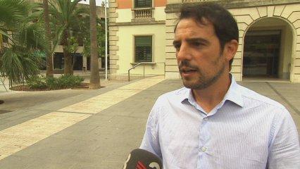 Declaracions Manuel Reyes, alcalde sortint de Castelldefels