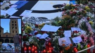 Indignació a Ripoll per la vinculació de l'imam amb la policia espanyola
