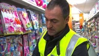 """Comencen les inspeccions a les botigues en el marc de la campanya """"Joguina segura"""""""