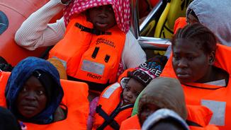 Nou rescat al Mediterrani dels membres de Pro Activa Open Arms