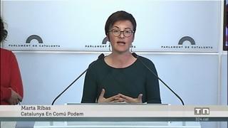 Reaccions a la reunió de JxCat amb Puigdemont a Brussel·les
