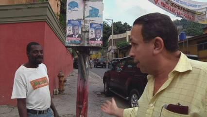 Haití, un país exhaust