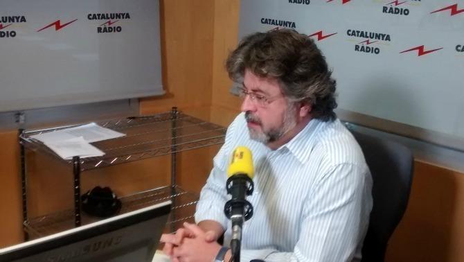 """Castellà diu que és coherent que Duran sigui """"l'últim a marxar del vaixell"""" d'Unió després de """"xocar amb un iceberg"""""""