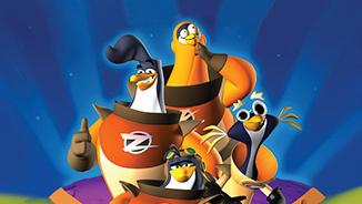 3-2-1 Pingüins!