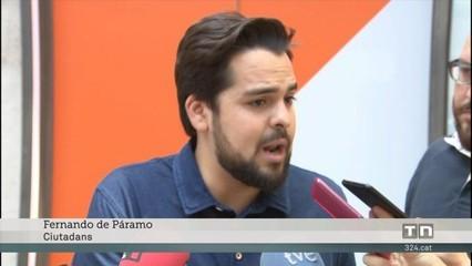 Ciutadans acusa Sánchez de voler reformar la Constitució per acontentar Puigdemont