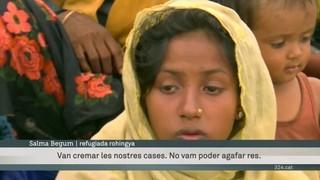 Èxode rohingya: històries de l'horror