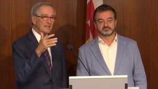PDeCAT i ERC ofereixen un pacte d'estabilitat a Colau si trenca el seu acord de govern amb el PSC