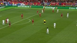 Final de la Lliga de Campions: R. Madrid, 3 - Liverpool, 1