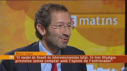 Ingla vol que Rosell expliqui al soci la investigació per frau