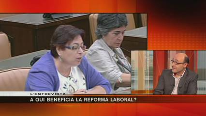A qui beneficia la reforma laboral?