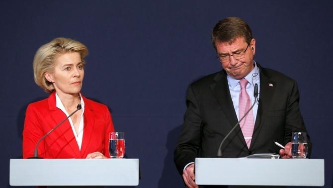 Els EUA desplegaran armament pesant a l'est d'Europa per enfortir la presència de l'OTAN
