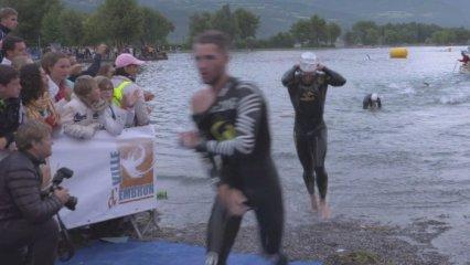 Víctor del Corral acaba segon a l'Embrunman