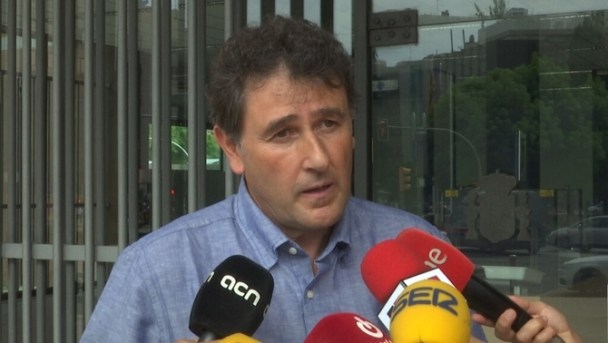 L'alcalde de Batea descarta marxar de Catalunya i adherir-se a l'Aragó
