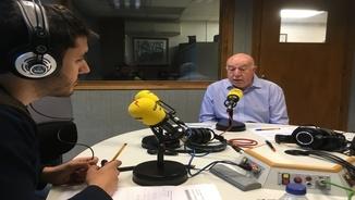 """Barrera: """"Era financiacion d'enguan ven marcada pera situacion politica en Catalonha""""."""