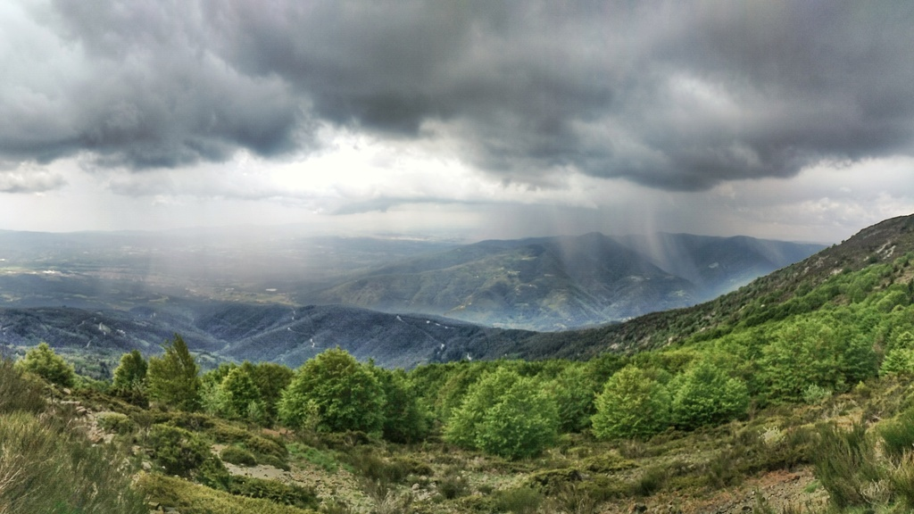 Ruixats des del Montseny (Jordi Rodoreda)