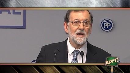 L'adeu de Rajoy