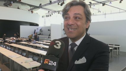 Declaracions de Luca di Meo, president de Seat