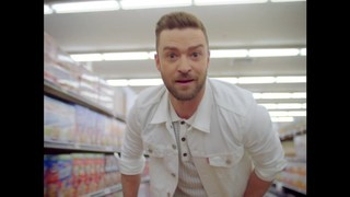 "Justin Timberlake: ""Can't stop the feeling"""