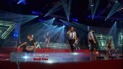 "Sound Six - ""Break Free"""