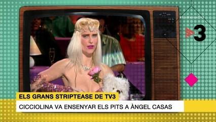 Els grans striptease de TV3